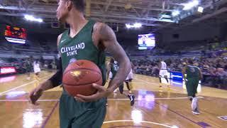 ECU vs Cleveland St.