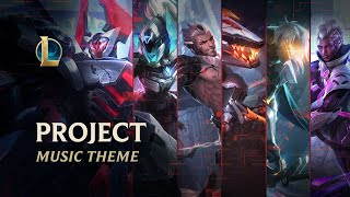 PROJECT | Official Skins Theme 2021 - League of Legends