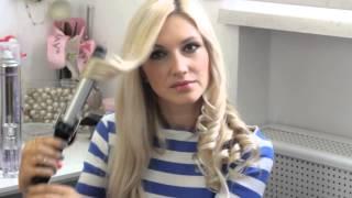 видео Как сделать красивые локоны плойкой? » 101 Прическа