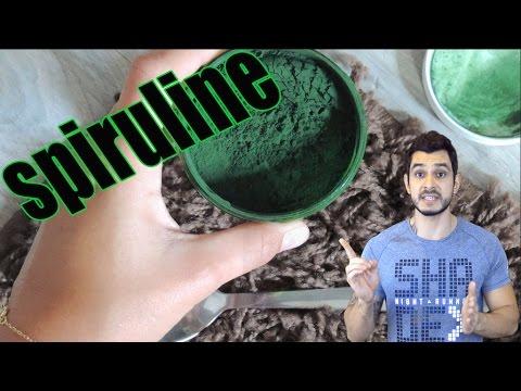 spiruline musculation
