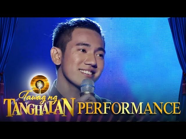 Tawag ng Tanghalan: John Michael Dela Cerna | True Colors (Day 5 Semifinals)