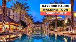 Gaylord Palms Resort & Convention Center (RAW) Walking Tour