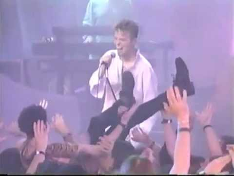 DAVID BOWIE - ALL THE YOUNG DUDES - LIVE NY 1997