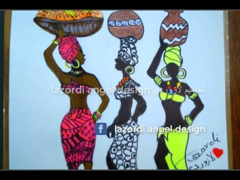 african dress designs - تصميم ملابس افريقية
