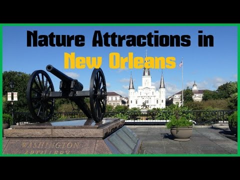 Top 14. Nature Attractions and Parks in New Orleans - Travel Louisiana