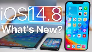 iOS 14.8 is Out! - What's New?