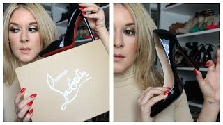 WHAT U NEED 2 KNOW CHRISTIAN LOUBOUTIN PIGALLE 120MM