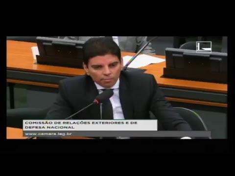 RELAÇÕES EXTERIORES E DE DEFESA NACIONAL - Reunião Deliberativa - 23/08/2017 - 10:15