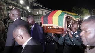 Robert Mugabe Funeral Highlights