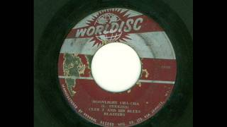 lascelles perkins - moonlight cha cha (worldisc 1959 )