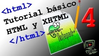 Tutorial #4 HTML (XHTML) básico - Barra horizontal y Links (Hypertext Reference)