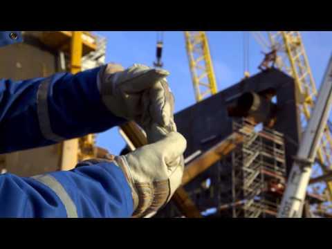 Anadarko - Heidelberg Spar Construction