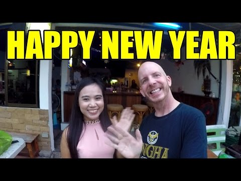 HAPPY NEW YEAR FROM PHUKET THAILAND