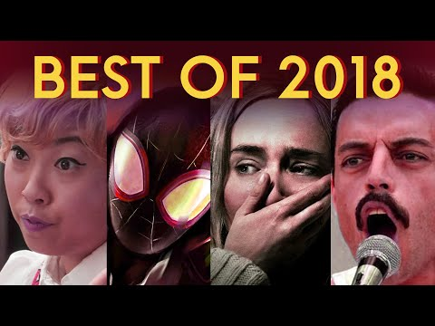 Top 10 Favourite Movies of 2018