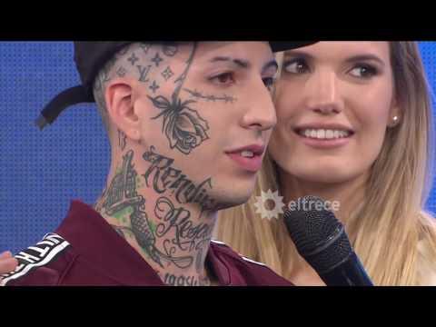 Los tatuajes más impresionantes llegaron al programa de Guido