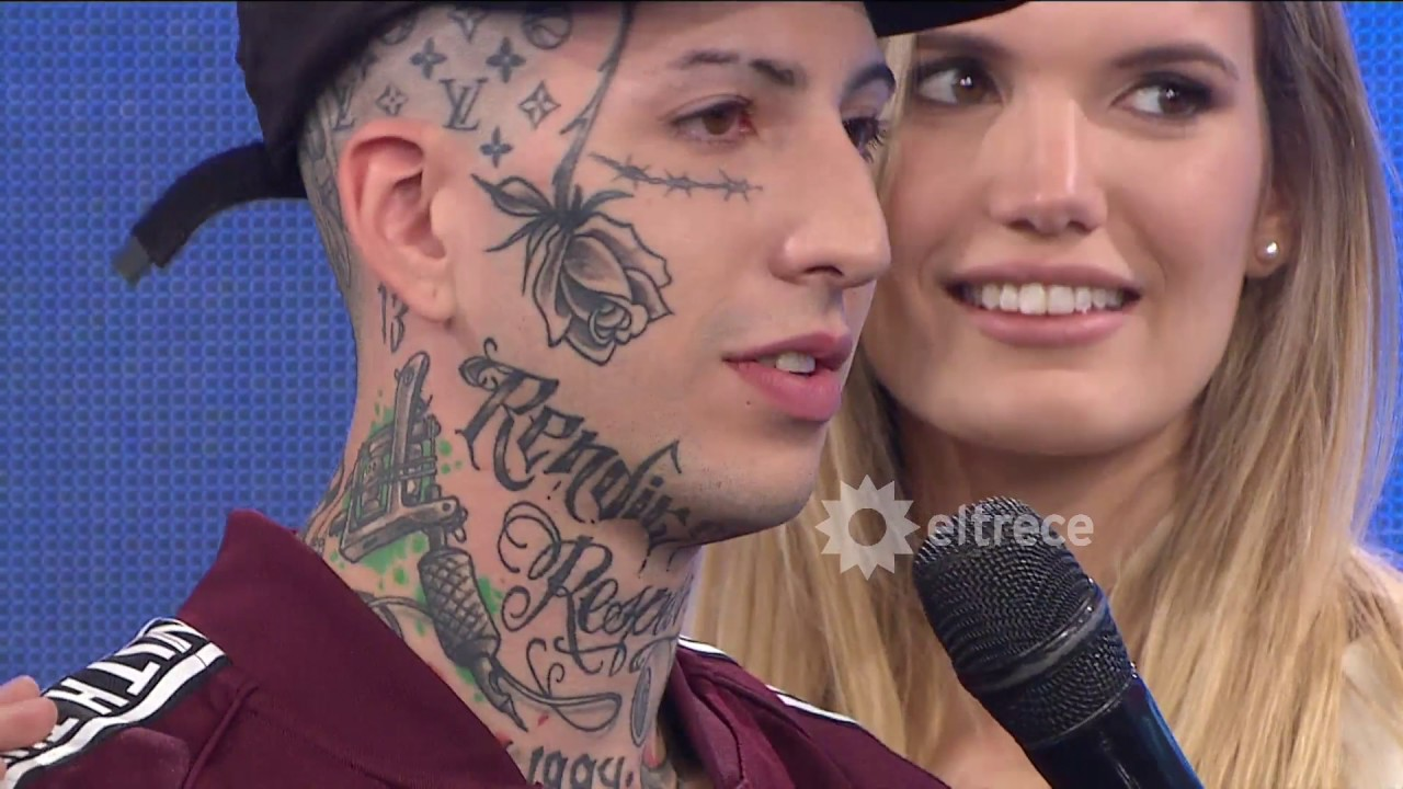 Los Tatuajes Más Impresionantes Llegaron Al Programa De Guido Youtube