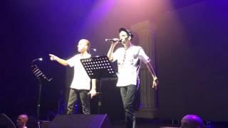 """BIGFLO et OLI """"Ma Ville"""" exclusif concert Toulouse / Zénith de Toulouse 08/04/2016"""