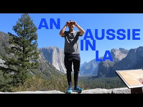 JASON DUNDAS IS AN AUSSIE IN LA  making it