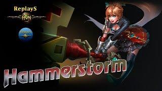 HoN - Hammerstorm - ???????? Clapt0ne Diamond II