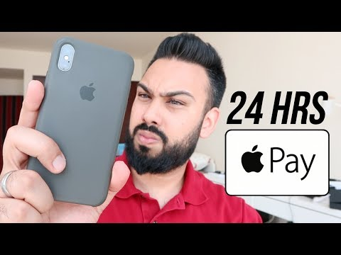 24 Hours Using ONLY Apple Pay In Dubai
