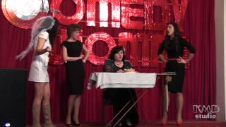 Comedy women по Обливски