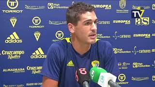 Rueda de prensa de Jon Ander Garrido (30-08-17)