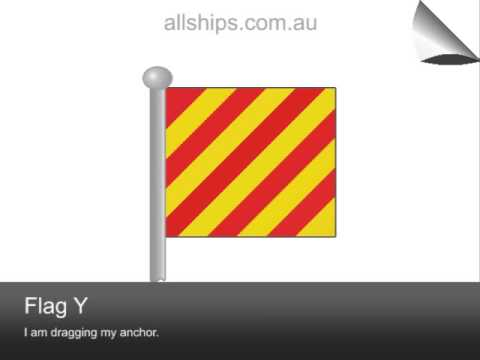 International Code of Flag Signals - Self Testing