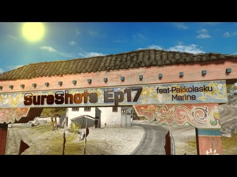 BF4 - SureShots™Ep 17 - feat Pakkolasku & Marine