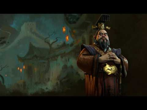 China Theme - Medieval (Civilization 6 OST) | Mo Li Hua