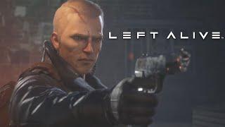 "Left Alive - ""The Survivors"" Character Trailer"
