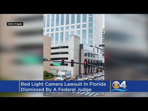 Federal Judge Dismisses Class-Action Lawsuit On Red Light Cameras Mp3