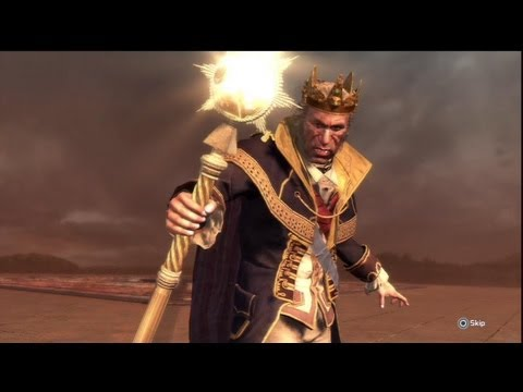 AC3-Tyranny of King Washington (Final Battle)
