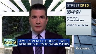 Scott gottlieb, former fda commissioner, joins 'closing bell' to discuss where the next covid-19 hotspots could be and what's for parts of country w...