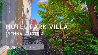 Park Villa Hotel Review | Vienna (2019)