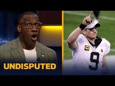 Skip & Shannon react to Drew Brees' retirement & impressive career with Saints | NFL | UNDISPUTED