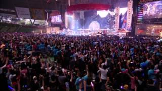 水樹奈々『Happy☆Go-Round!』(NANA MIZUKI LIVE CIRCUS 2013 in 西武ドーム)