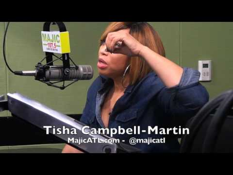 Tisha Campbell Martin Reveals She Has A Son With Autism