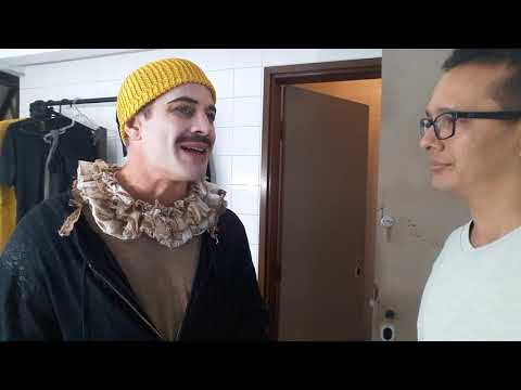 Teatro, drogas e Jogo do Bicho: bate-papo com o ator Malvino Salvador