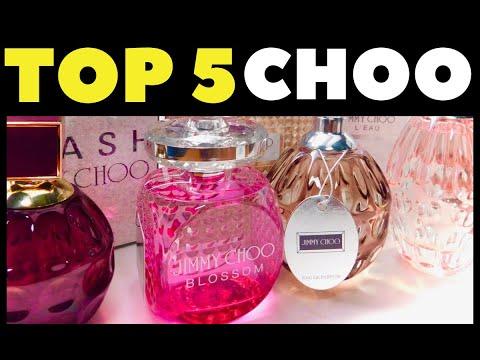 Top 5 Jimmy Choo Fragrances For Women