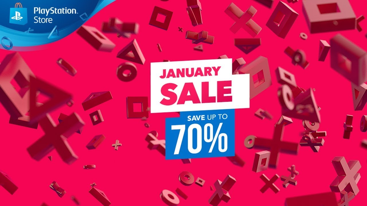 January Sale More Games Added 4th January Playstation Store Youtube