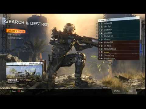 Black ops 3 sniping....ISH      Test Stream 2