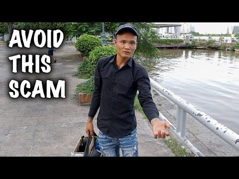 Vietnam's Worst Scammers in Ho Chi Minh City 🇻🇳