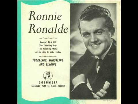 Mockin' Bird Hill - Ronnie Ronalde