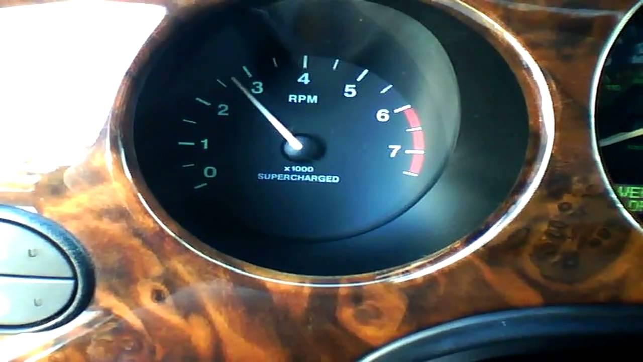 2003 Jaguar Xjr Start Up Rev Youtube