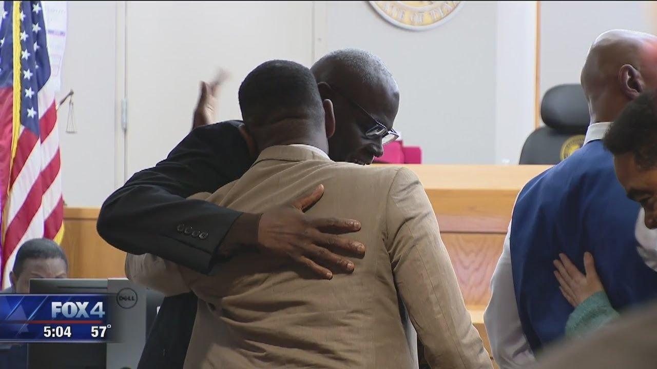 Dallas men declared innocent in 1999 murder