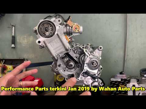 New Performance Parts For Y15ZR by Wahan Auto Parts - YouTube