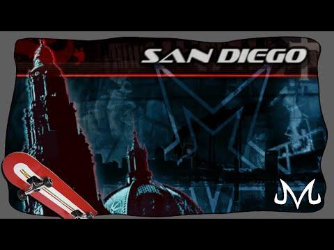 Tony Hawk Underground #11 - San Diego - DETONA