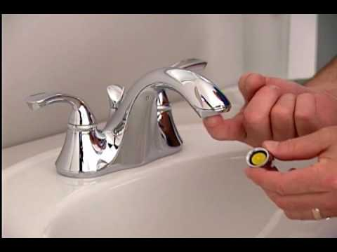 Faucet Aerator With On Off Switch. Low Flow Faucet Aerator  YouTube