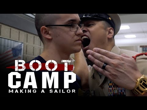 Boot Camp: Making a Sailor (Full Length Documentary - 2018)