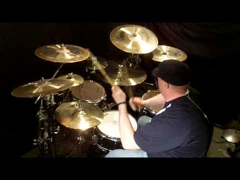 Evanescence - What You Want  DRUM COVER 2012